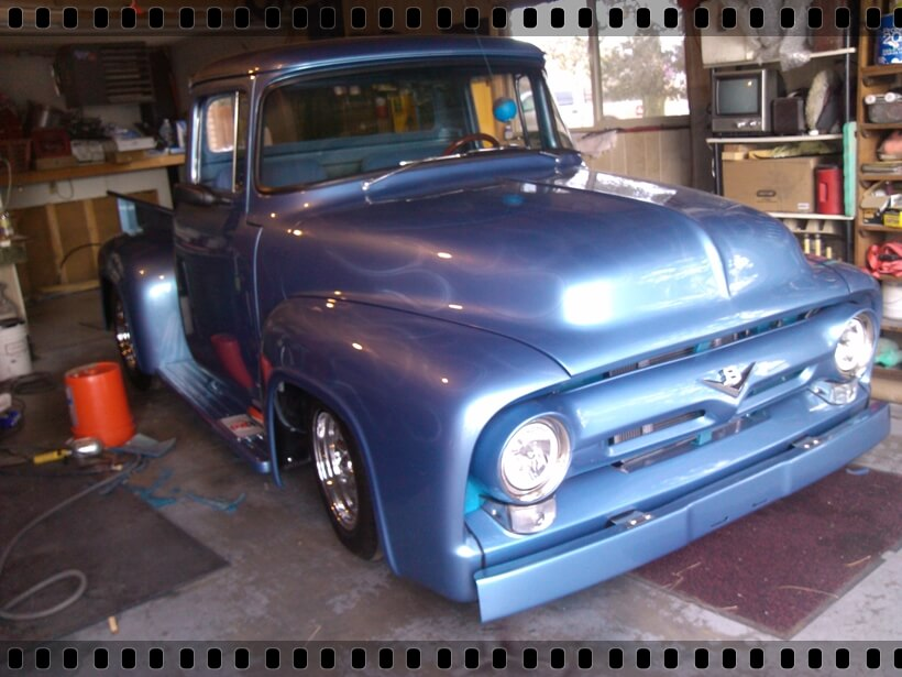 50's Ford Truck